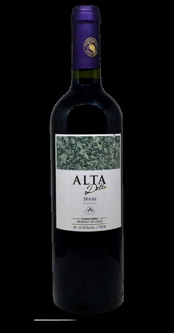 Alta Delta Shiraz