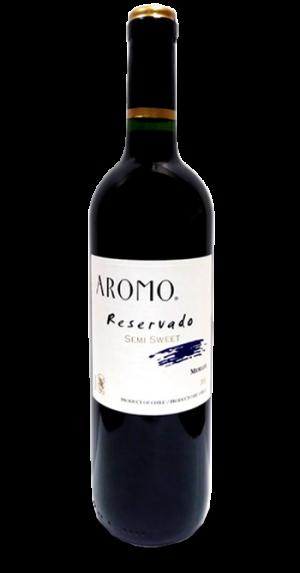 Aromo Reservado Semi Sweet Merlot
