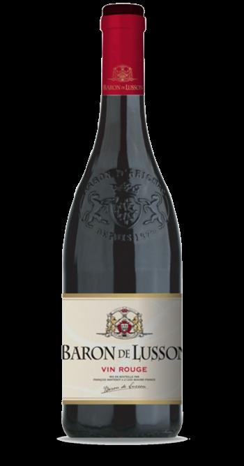 Baron De Lusson Vin Rouge