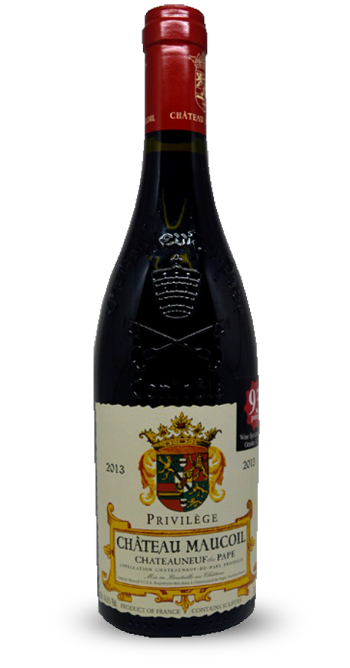 CH Maucol Chateauneuf Du Pape Privilege (93 WS)