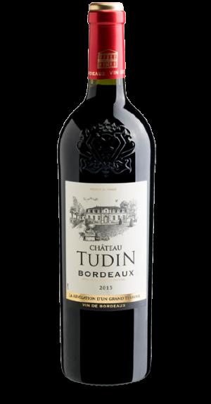 CH Tudin Bordeaux Merlot Cabernet