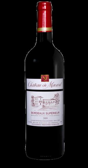 Ch De Macard Bordeaux Superior