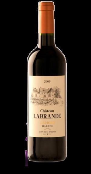 Ch Labrande Cahors Malbec