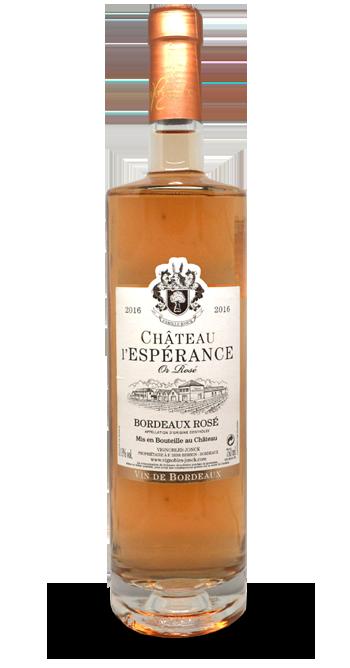 Chateau L'Esperance Rose