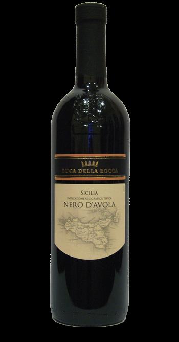 Duca Della Rocca Di Flora Nero D'avola