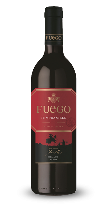 Fuego 2016 Tempranillo