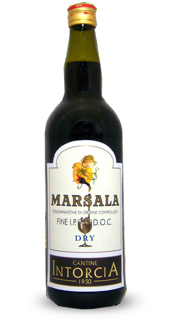 Intorcia Marsala, Dry