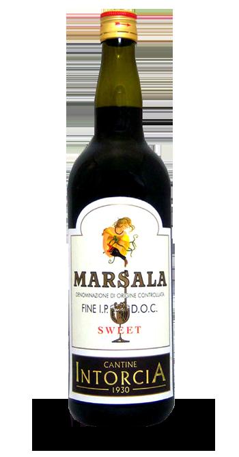 Intorcia Marsala, Sweet