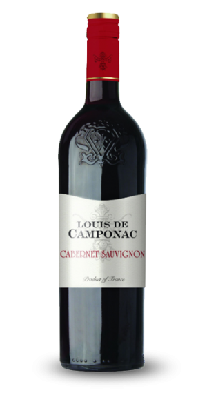 Louis De Camponace Cabernet Sauvignon 2016