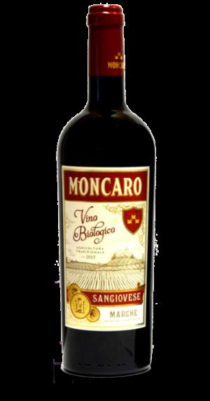 Moncaro Vino Biologico Sangiovese