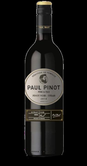 Paul Pinot Noir Syrah