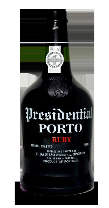 Presidential Port Ruby